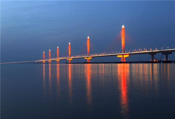 嘉绍大桥图片