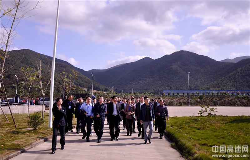 最美景观高速路・桥(宁波段)交流活动46
