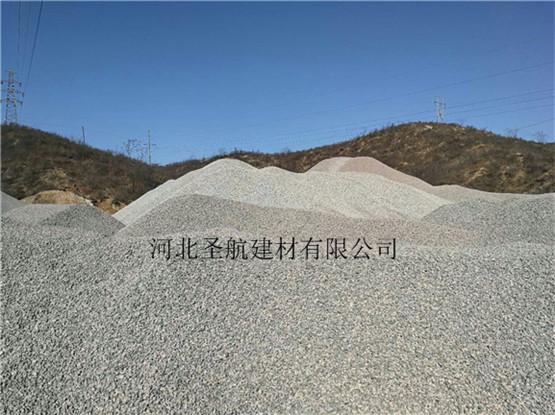 供应承德园林建设用透水混凝土石子,承德透水石子价格